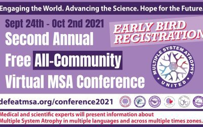 MSA Annual Virtual Conference, 24 September – 2 October